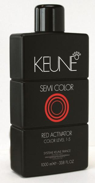 Oxidant Semi Color Red